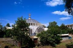 Kościół Nasz dama Mary Zion w Axum, Etiopia Zdjęcia Stock