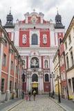 Kościół Nasz dama Wieczysta pomoc Maryjny Magdalene i St Zdjęcia Royalty Free