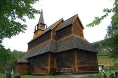 kościół Norway Zdjęcia Royalty Free