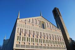 kościół nowożytny obrazy royalty free