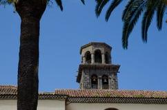 Kościół Nuestra señora De Los Angeles Concepcion obrazy royalty free