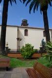 Kościół Nuestra señora De Los Angeles Concepcion zdjęcia stock