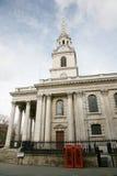kościół odpowiada oknówki st Obrazy Royalty Free