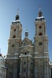Kościół opactwo Świątobliwy Gallen Zdjęcia Royalty Free