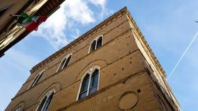 Kościół Orsanmichele kościół Arti antyczni Florenccy cechy obraz stock