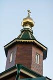 Kościół Ortodoksalna parafia matka bóg ikona Wszystkie dotknięty obrazy royalty free