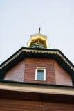 Kościół Ortodoksalna parafia matka bóg ikona Wszystkie dotknięty zdjęcia stock