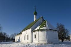 kościół ortodoksyjny Obrazy Stock