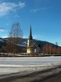 kościół otrębiasty wielkości Fotografia Royalty Free