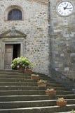 kościół otwarty Zdjęcia Stock