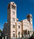 Kościół Panagia w Limassol obraz royalty free