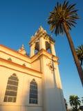 kościół pięć portuguese rany krajowe Zdjęcia Royalty Free