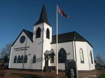 kościół po norwesku zdjęcia stock