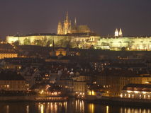 kościół Prague Zdjęcia Royalty Free