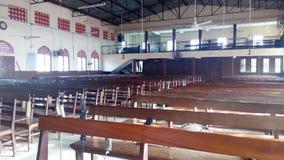 Kościół Prezbiteriański Apegame w Kpalimé & x28; Togo& x29; obraz stock