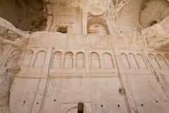 Kościół przy Goreme w Turcja Zdjęcie Royalty Free