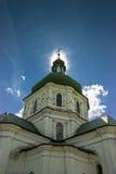 Kościół rezurekcja w Sedniv Zdjęcia Stock
