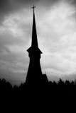 kościół romanian zdjęcie royalty free
