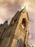 Kościół Rzymsko-Katolicki Fotografia Royalty Free