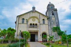 Kościół Rzymsko-Katolicki w Filipiny obraz royalty free