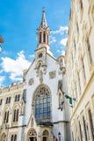 Kościół Rzymsko-Katolicki w Sopron, Węgry Zdjęcie Stock