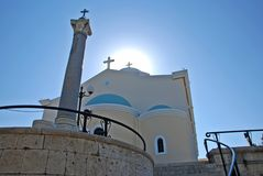kościół słońca Fotografia Stock