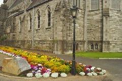 kościół saint John. Zdjęcie Royalty Free