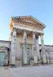 Kościół saint louis w Rochefort, Francja Zdjęcie Royalty Free