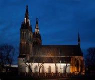 kościół saint Paul Petera Zdjęcie Stock