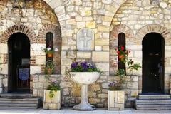 kościół saint petka Zdjęcia Royalty Free