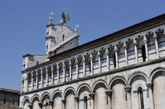 Kościół San Lucca Włochy Obrazy Royalty Free
