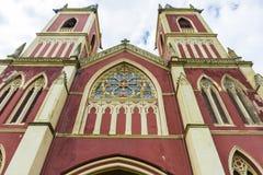 Kościół San Pedro reklamy vincula w Cobreces, Hiszpania obraz stock