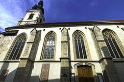 Kościół sankt Nikolaus Zdjęcie Stock