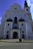 Kościół Sankt Serverinus Zdjęcia Royalty Free