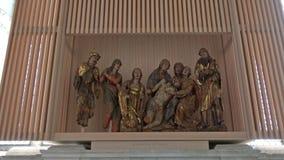 Kościół Sant ` Andrea apostoł w Venzone zbiory wideo