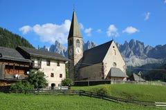 Kościół Santa Maddalena obrazy stock