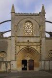 Kościół Santa Maria de Lekeitio, Baskijski kraj, Hiszpania Zdjęcia Royalty Free