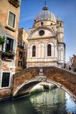 Kościół Santa Maria dei Miracoli, Wenecja, Włochy Zdjęcie Stock