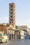 Kościół Santa Maria w Cosmedin fotografia royalty free