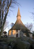 kościół scandinavian Obraz Stock
