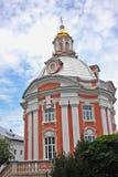 Kościół Smolensk ikona matka bóg Hodegetria w R obrazy stock