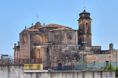 Kościół St Agostino Obrazy Royalty Free