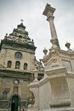 Kościół St Andrew i wierza Obrazy Stock
