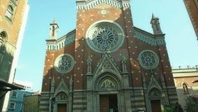 Kościół St Anthony, Istanbuł Zdjęcia Royalty Free