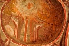 Kościół St Barbara, Cappadocia zdjęcia royalty free