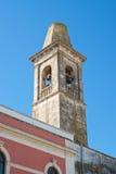 Kościół St Chiara Noci Puglia Włochy Zdjęcie Stock