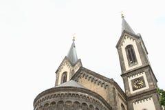 Kościół St Cyril i Methodius Zdjęcie Stock