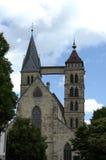 Kościół St Dionys Obraz Stock