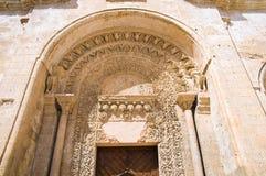 Kościół St Giovanni Matera Basilicata Włochy zdjęcia stock