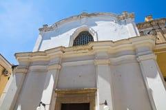 Kościół St Giovanni San Severo Puglia Włochy zdjęcia royalty free
